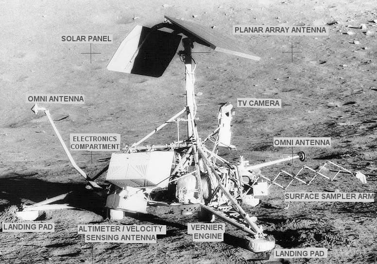 Spaceflight History: An Apollo Landing Near the Great Ray ...