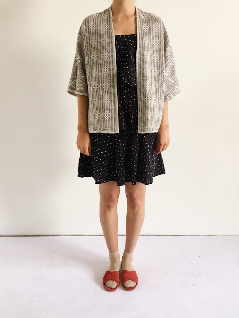 Ace & Jig Capella Cardi in Feather - Webstore Exclusive