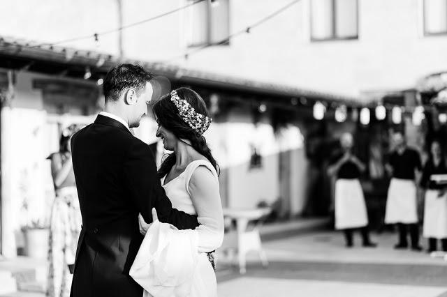 daniel y aroa una boda magica historia amor