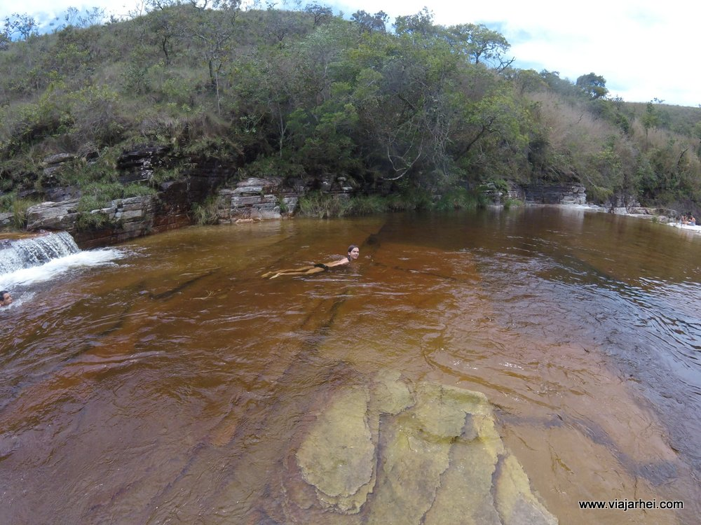 Cascata Eco Parque - Capitólio - MG - www.viajarhei.com