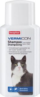 szampon przeciwko pchłom