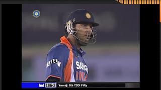 Yuvraj Singh 60* vs Sri Lanka Highlights
