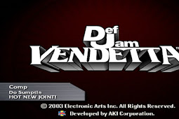 Def Jam Vendetta PS2/PCSX2/Damon ISO [1.65 GB]