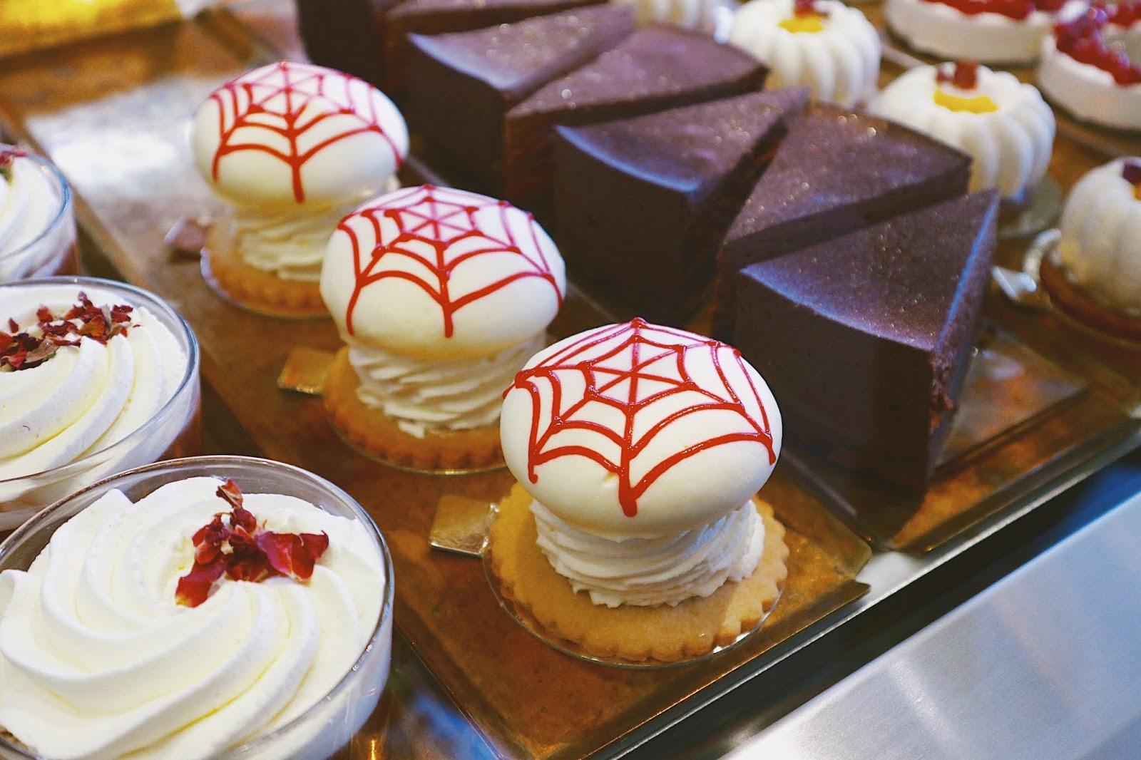 halloween cakes in Copenhagen