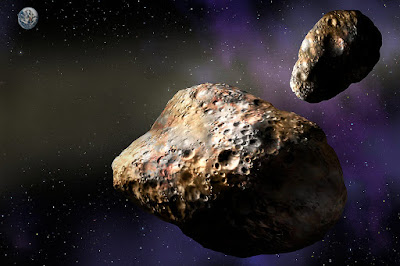 In the mid‑1990s scientists knew of less than 200 near‑Earth asteroids, but with better telescopes and more efforts at surveying, the numbers of known asteroids has grown dramatically.