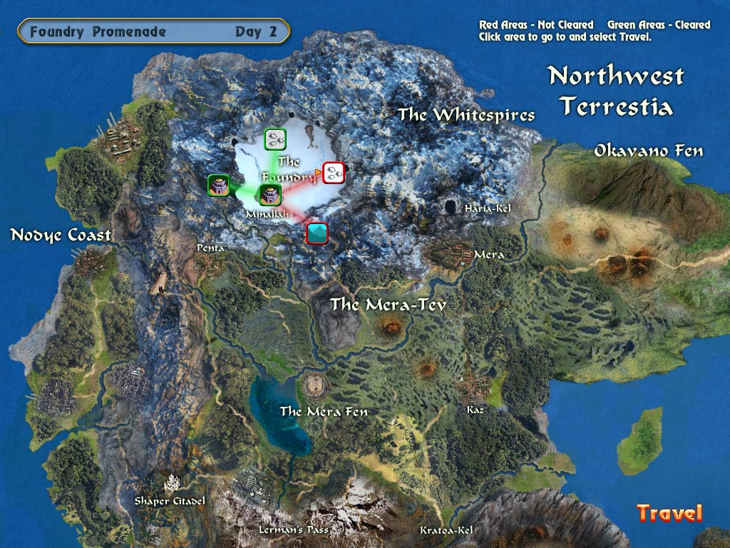 Overlord Anime World Map.Review Geneforge V Pc Digitally Downloaded