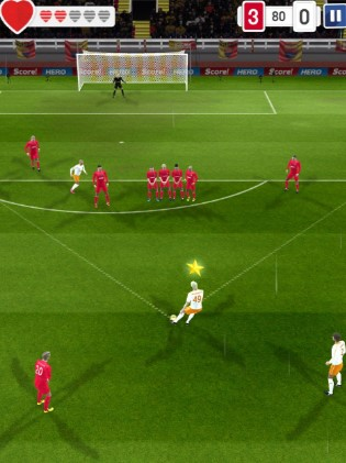 Score Hero V1.46 Mod Apk terbaru