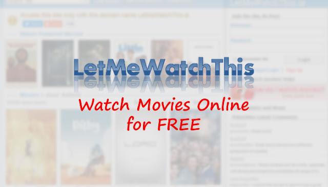 LetMeWatchThis Watch Movies Online Free with Best Sites Like LetMeWatchThis: eAskme