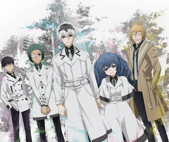 Tokyo Ghoul:re Subtitle Indonesia Batch