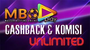Promo Cashback dan Komisi Unlimited