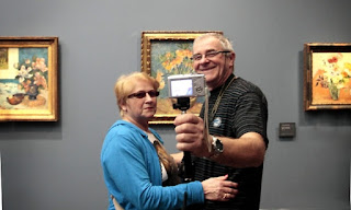 Selfie D'Orsay