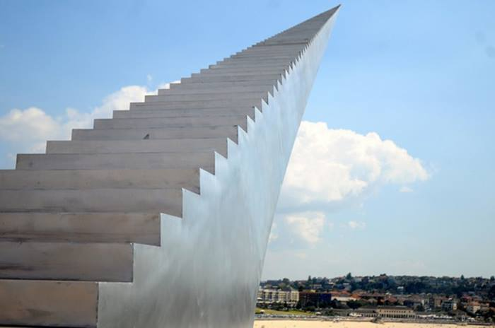 Sculpture of Stairway to Heaven