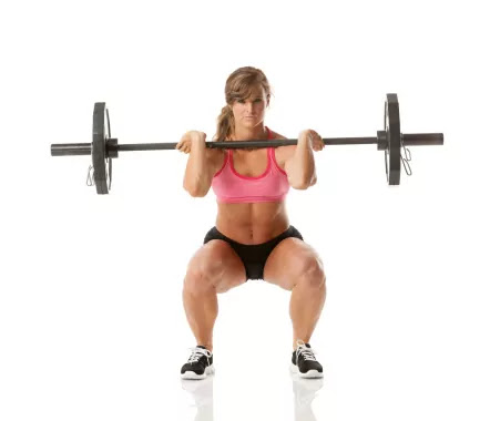 Front Squat: Force Your Body To Grow