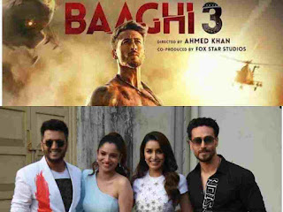 Baaghi 3 Movie News, Review, Cast Where To Watch