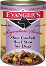 Picture of Evangers Slow Cooked Beef Stew Canned Dog Food