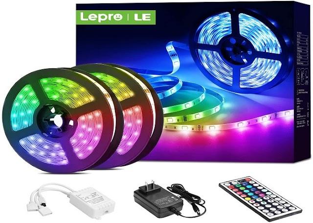 Online LED lights by Lepro.com