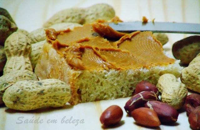 Benefícios da manteiga de amendoim