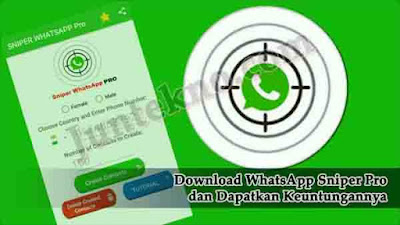 Download WhatsApp Sniper Pro
