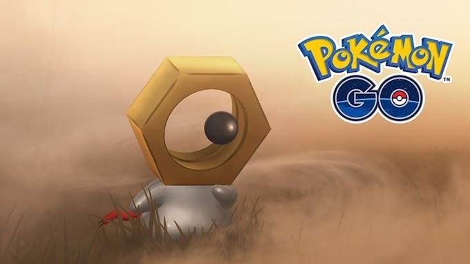 """Guia da pesquisa especial """"Vamos nessa, Meltan"""" para capturar Meltan em Pokémon GO"""