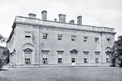 South East front of Shardeloes from    The Architecture of Robert and James Adam by AT Bolton (1922)