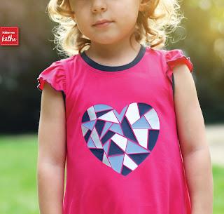 Trägerkleid von Klimperklein als Shirt