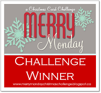 Merry Monday Winner!