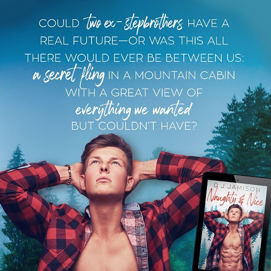 Could two ex-stepbrothers have a real future—or was this all there would ever be between us: a secret fling in a mountain cabin with a great view of everything we wanted but couldn't have?