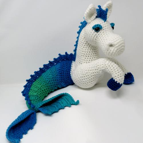Murdock the Kelpie - Free Crochet Pattern
