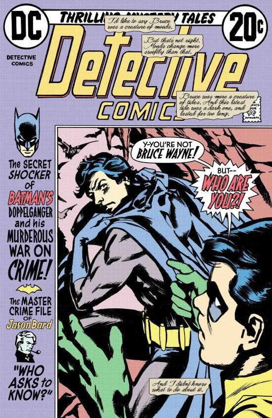 Batman: Criatura de la Noche, de Kurt Busiek