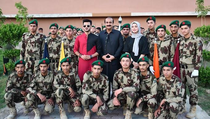 پاکستان سویٹ ہوم کیڈٹ کالج میں داخلہ رجسٹریشن کی آخری تاریخ 30 ستمبر مقرر کی گئی ہے .