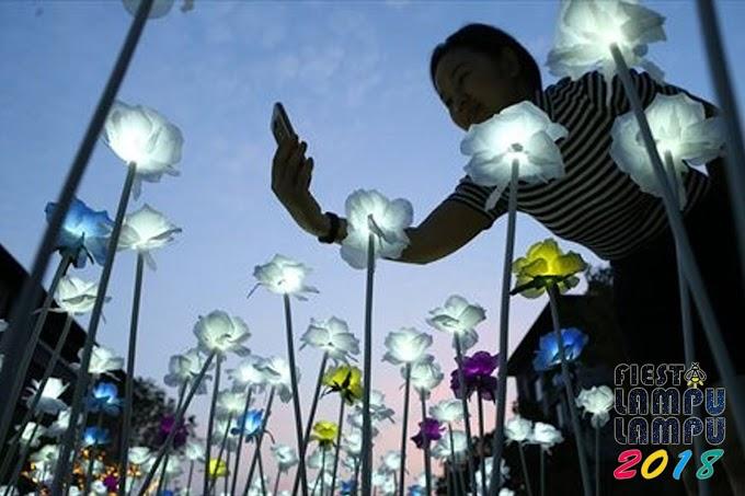 Fiesta Lampu-Lampu Akan Sampai Di Kuantan Pada 27 Julai Ini