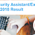 IB Security Assistant(SA) Result 2018 Tier-I to Declare Shortly – Check Official Notice