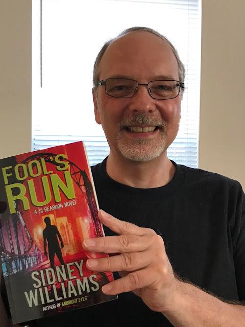 Sidney Williams Holding Fool's Run