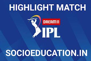 IPL 2021 – Match Highlights [IPL UPDATE 2021]