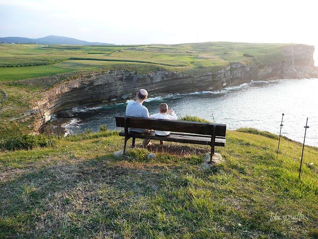 Viajar con niños Cantabria
