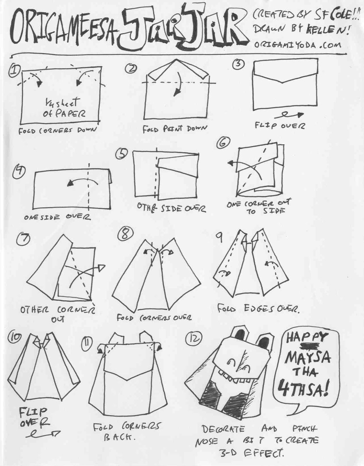 Origami Yoda Book Series | 1600x1250