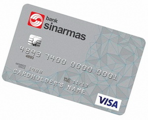 Secure Credit Card Bank Sinarmas