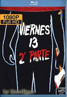 Viernes 13 Parte 2 [1981][1080p BRrip] [Latino-Inglés] [GoogleDrive] RafagaHD