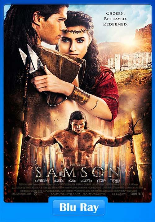 Samson 2018 720p BRRip | 480p 300MB | 100MB HEVC Poster
