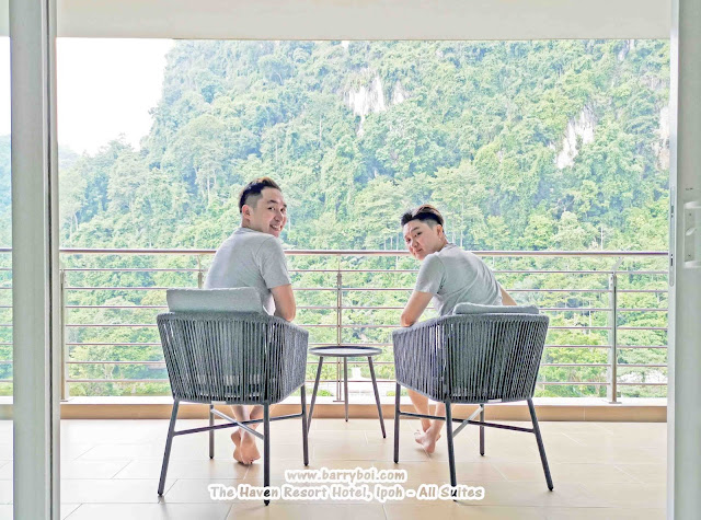 The Haven All Suite Resort Ipoh Perak Penang Blogger Influencer