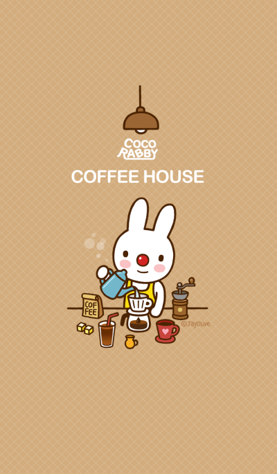 cocorabby coffee house