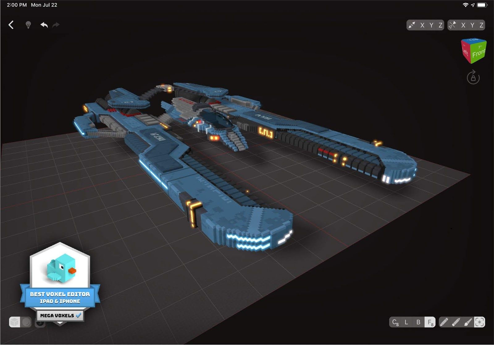 Voxel Max Voxel Editor Software