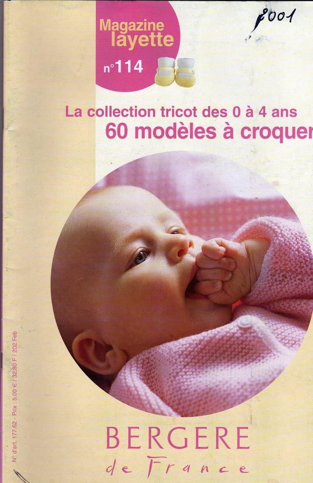 Magazine Layette -N° 114-Revista Online