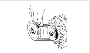 Cara Memerika dan Menyetel Kekencangan Tali Kipas/Fan Belt