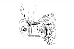 Cara Memerika dan Menyetel Kekencangan Tali Kipas/Fan Belt atau V Belt