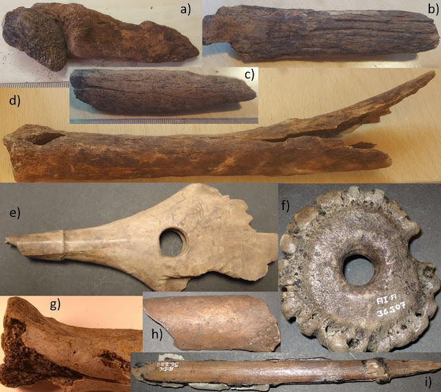 Accelerated bone deterioration in last 70 years at famous Scandinavian Mesolithic peat bog