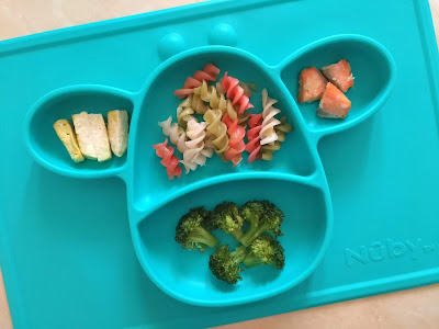 nuby silicone placemat
