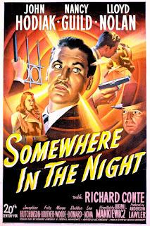 Watch Somewhere in the Night (1946) movie free online
