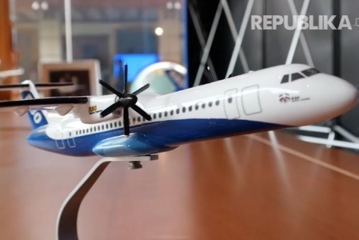 Pesawat R80 Rancangan Habibie Dapat Pembiayaan dari Korsel