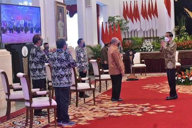 Presiden Jokowi: Pers Jembatan Komunikasi Pemerintah dan Masyarakat